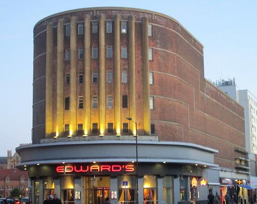 Edward's Peterborough, Art Deco