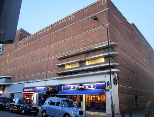 Art Deco, Edward's, Peterborough