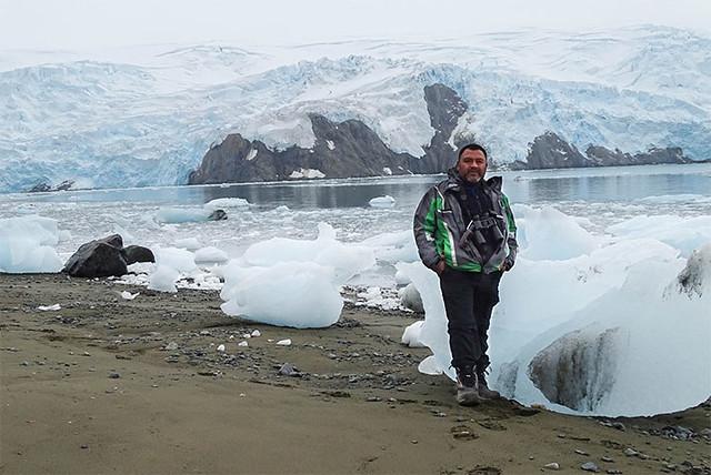 Docente de Ingeniería Ambiental de la USIL cuenta su experiencia de investigación en la Antártida