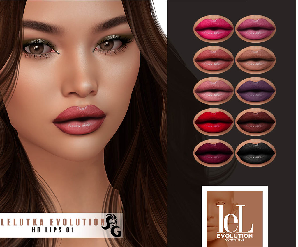 LeL Evo HD lips 01