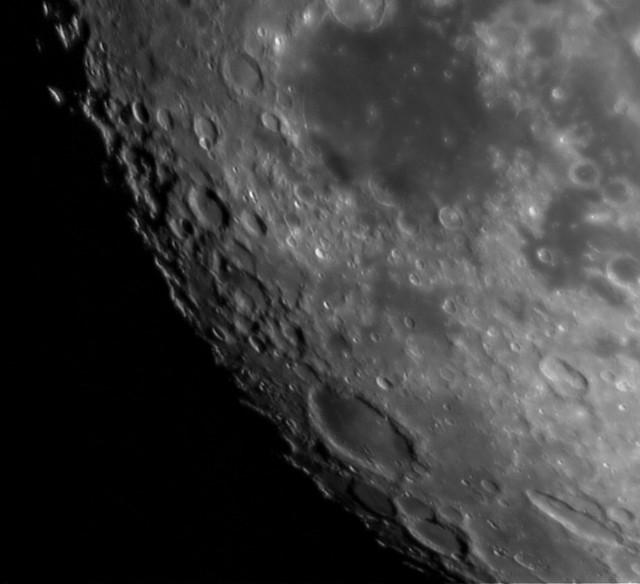 Region Around Crater Schickard 22:03 GMT 06/02/20
