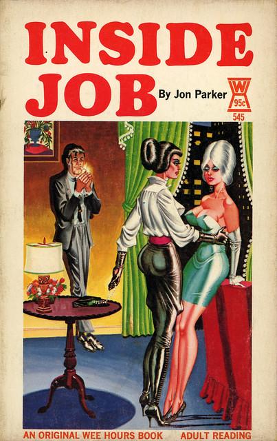 Wee Hours 545 - Jon Parker - Inside Job