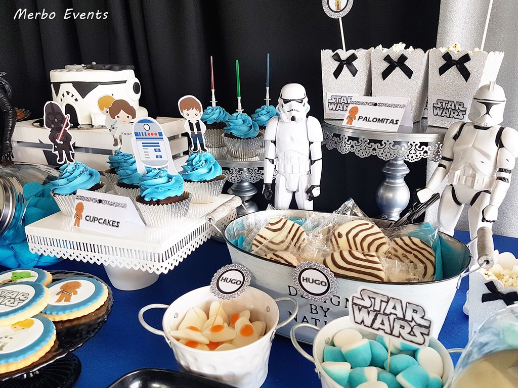 mesa dulce star wars by merbo events