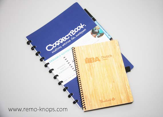 Correctbook whiteboard notebook 8445
