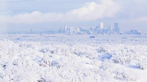 colorado denver lakewood littleton downtowndenver snow winter
