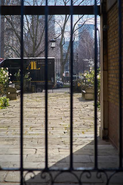 Windsor House to Cumberland Market, Regent's Park Estate