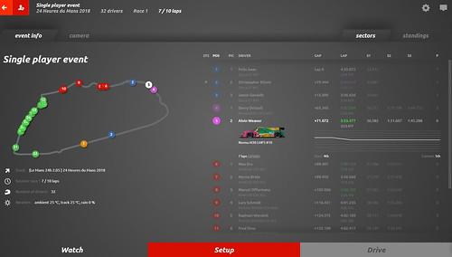 rF2 User Interface 2