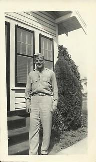Ralph Syverson - WW II