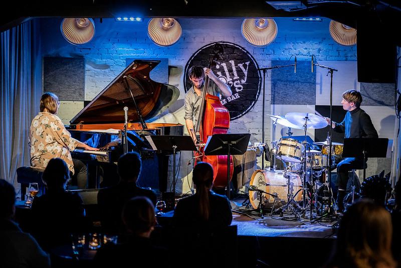 Jazz.ee ja Philly Joe's LIVE | Kirke Karja Trio