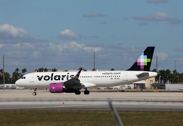 N538VL Airbus A320-271N Volaris