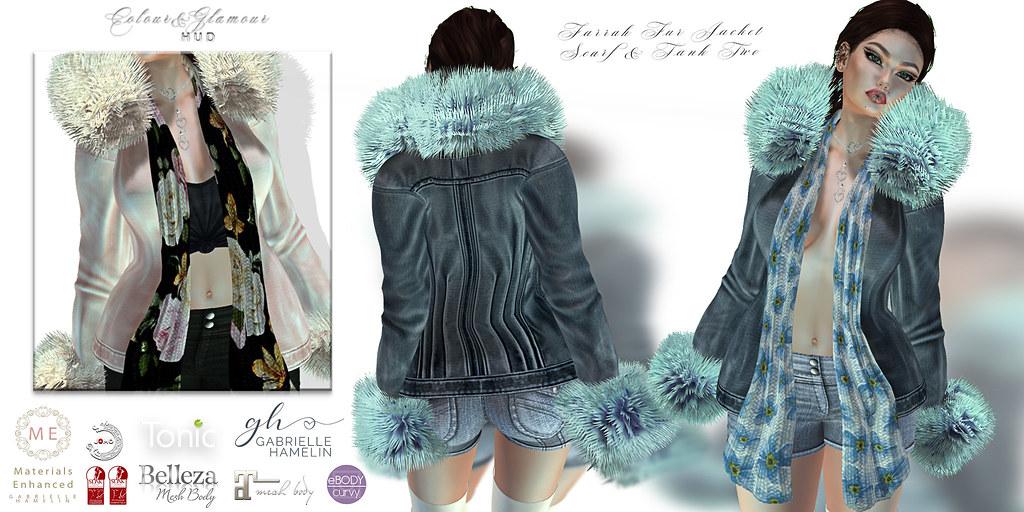 Farrah-Jacket-Poster-II