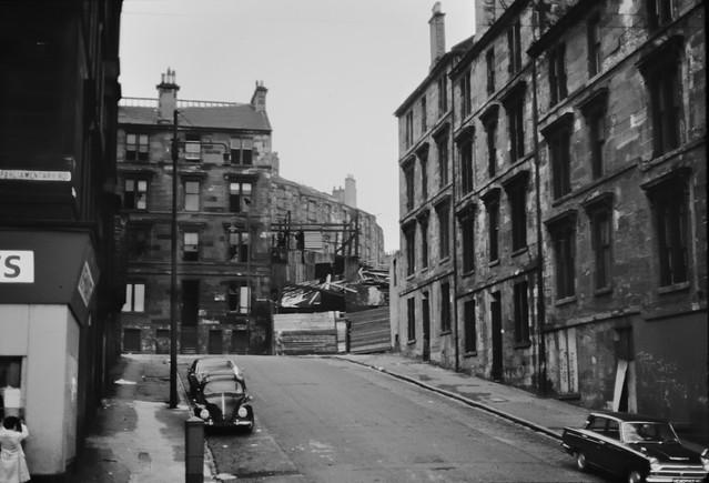 Townhead, Glasgow, 1969.