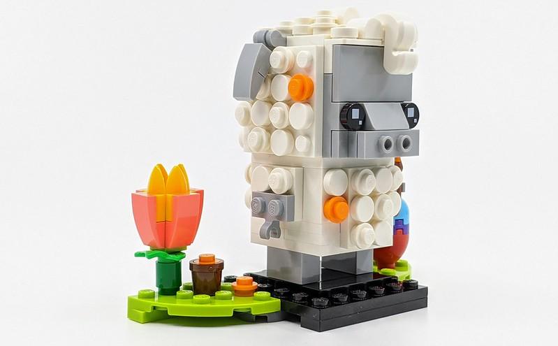 40380: Easter Sheep BrickHeadz Review