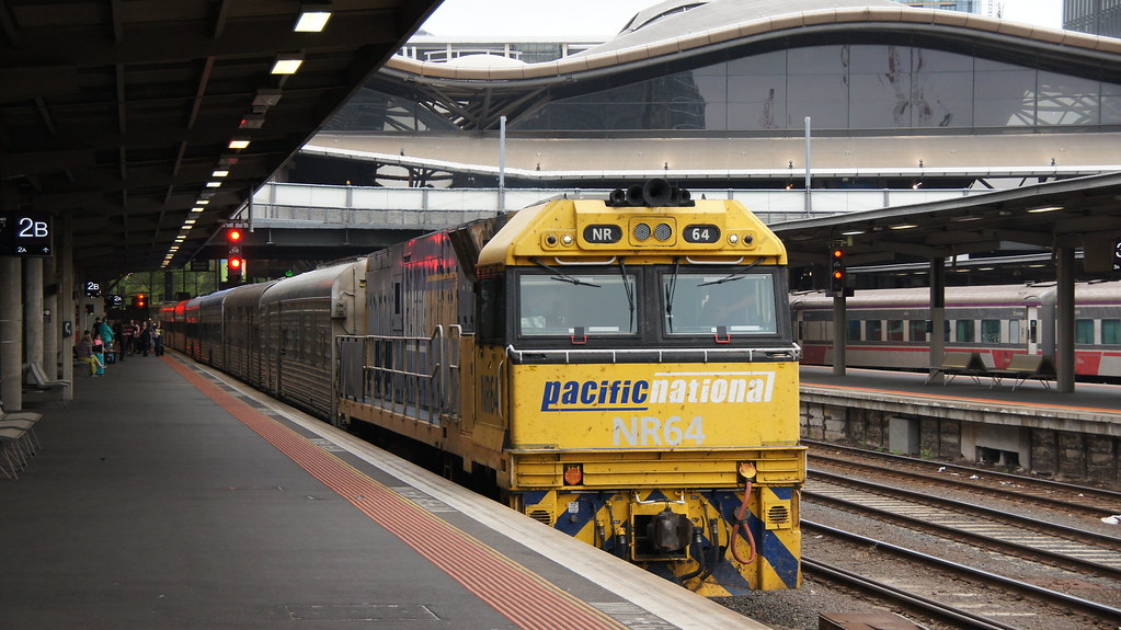 NR64 The Overland Southern Cross by class400railcar