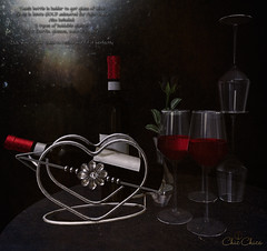 Love wine by ChicChica@ Collabor 88