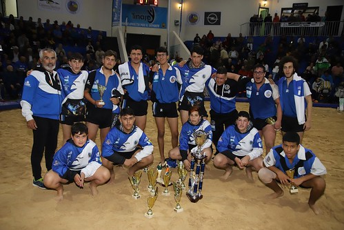 Liga Cabildo de Lanzarote Juvenil - C.L. TAO & C.L. Tinajo