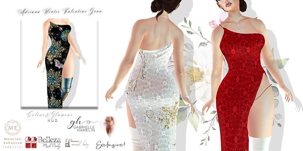 Adriana-Winter-Valentine-Gown