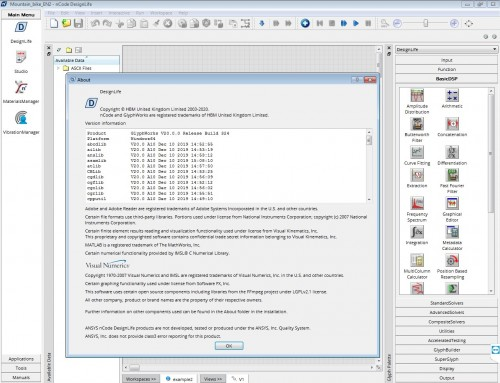 Working with ANSYS 2020 R1 nCode DesignLife full