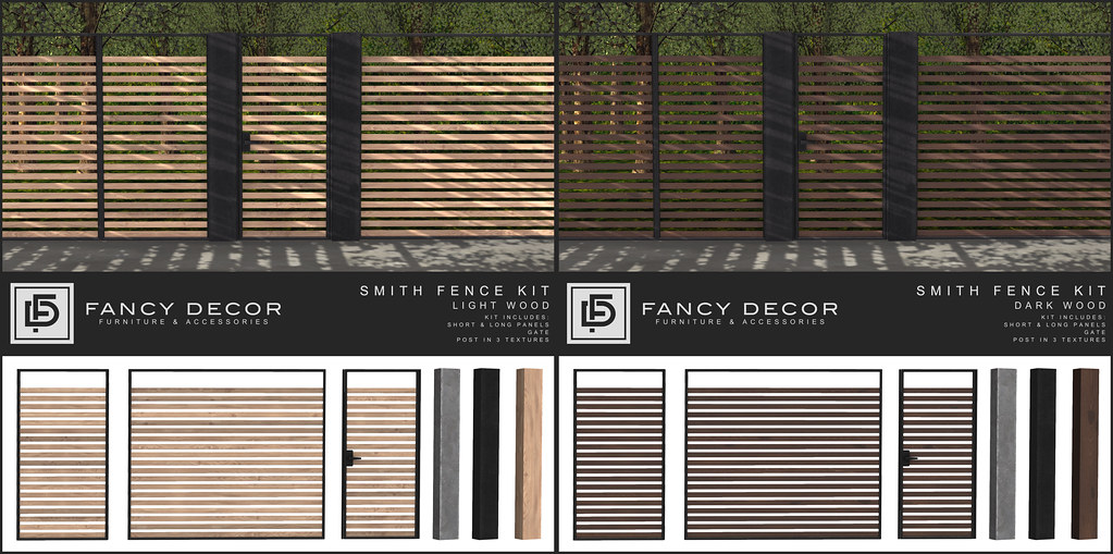 Smith Fence Kit @ Collabor88