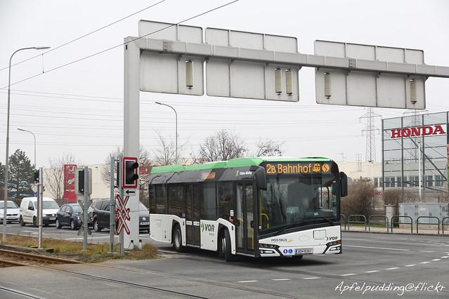Bunte Buswelt - Wiener Neudorf