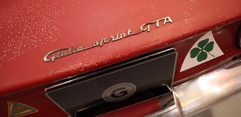 Alfa Romeo Giulia Sprint 1600 GTA tipo 10502/A  49504316088_bfbb2646a7_c