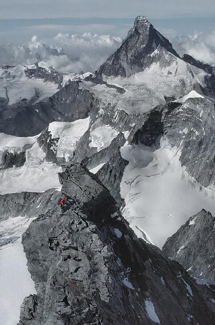 The Matterhorn from the Zinalrothorn