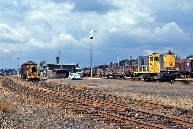 NS 340, 2418 Arnhem 17 augustus 1990
