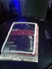 Opening Night - 'Manifesto' at Brava