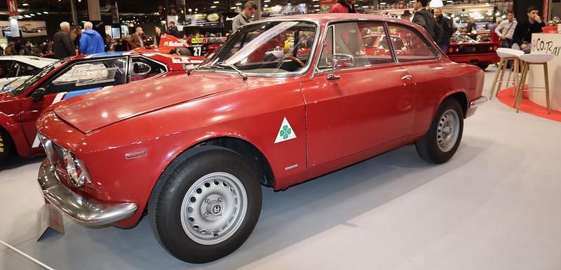 Alfa Romeo Giulia Sprint 1600 GTA tipo 10502/A  49504829406_dfde8eee82_c