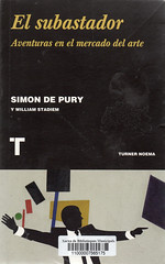 Simon de Pury y William Stadiem, El subastador