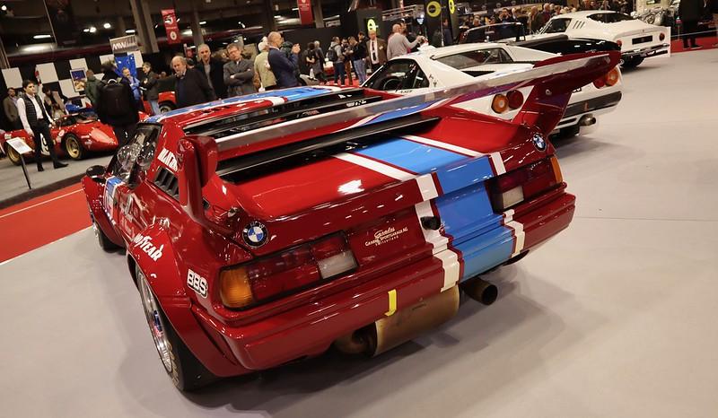 BMW M1 Procar Group 4 endurance (1979/80)  49504904451_29117b684f_c