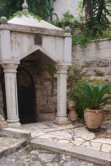 07 февраля 2020, Паломническая группа Ставропольской епархии посетила Старый город в Иерусалиме