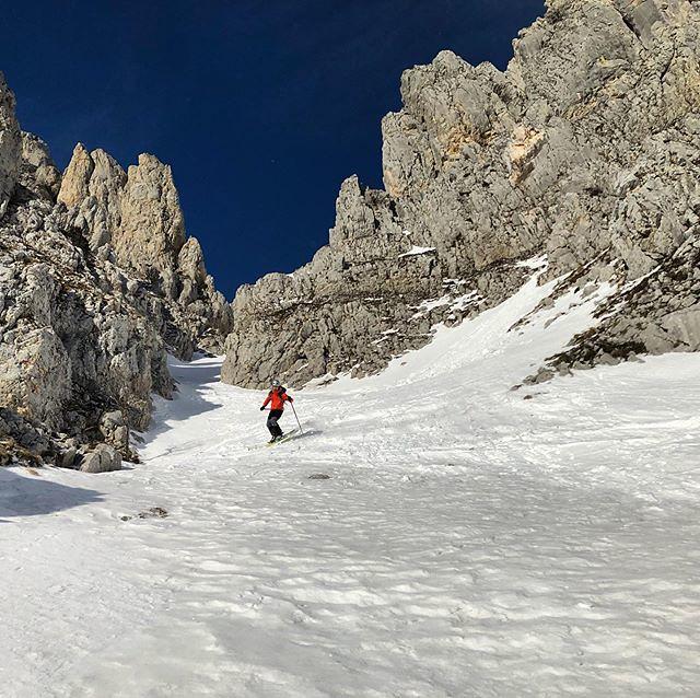 #skitour #vercors #frenchalps