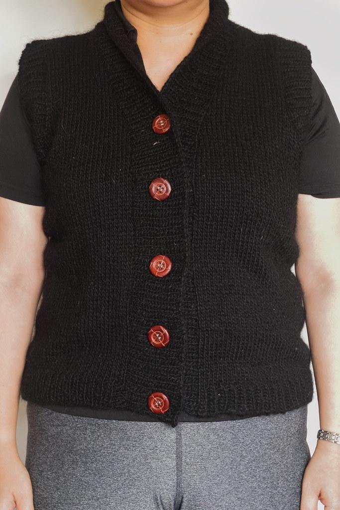 Icelandic vest