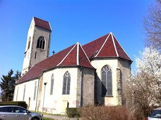 saint Pierre et Paul, Waldighoffen