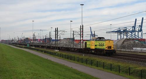 2018-11-09_8350 Rotterdam Rail Feeding 17 Waalhaven Rotterdam