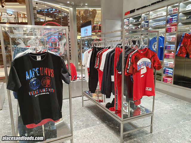 aape by bape dubai mall