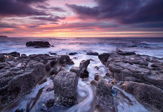 Parton sunset rocks 4