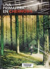 Emmanuel Lepage, Una primavera en Chernóbil