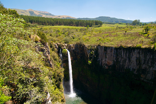 panoramaroute mpumalanga southafrica waterfall landscape macmacfalls canoneos350d tokina1224 travel roadtrip