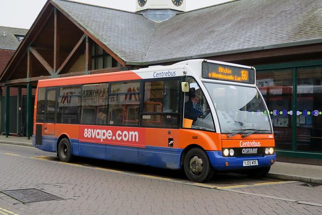 Centrebus 260 YJ05WDE