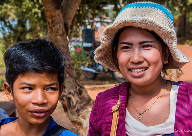 2019 - Cambodia - Kampong Tralach - 21