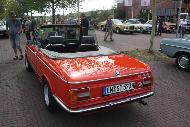 BMW 2002 tii Cabrio