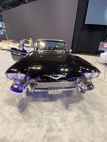 Chicago Auto Show 2020. Cadillac Eldorado Brougham 1958 Photo