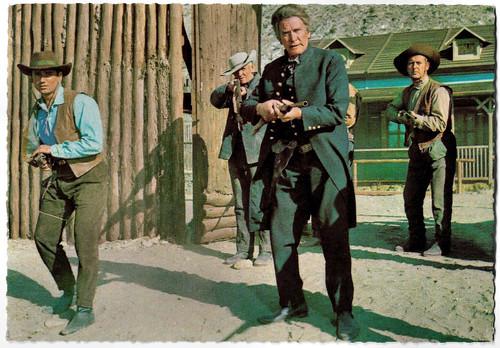 Carl Lange in Der Letzte Mohikaner (1965)
