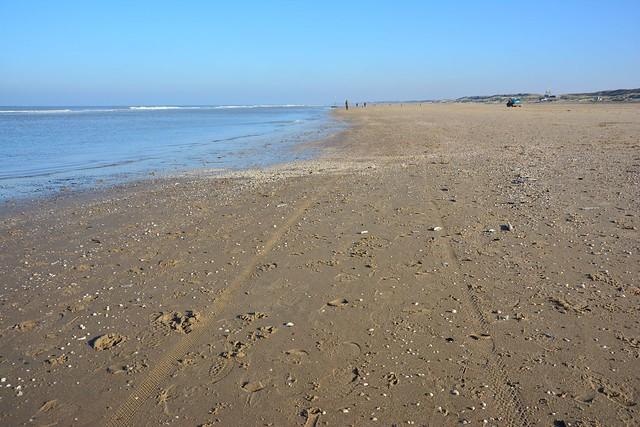 Beach of Scheveningen