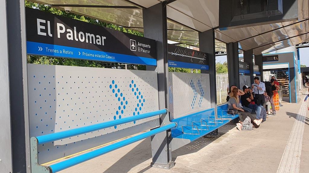 Estación El Palomar