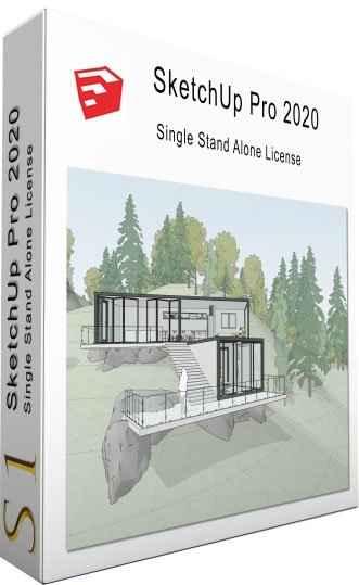 SketchUp Pro 2020 v20.0.363 x64 full license