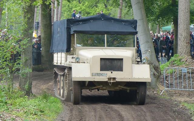 Büssing-NAG Schwerer Wehrmachtschlepper v