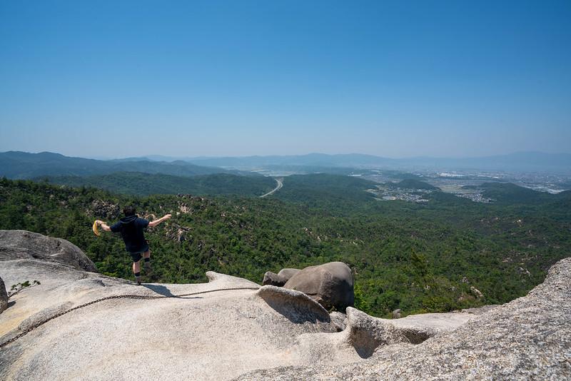天狗岩の写真